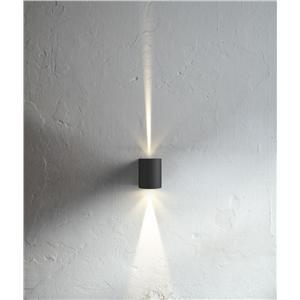 Billede 1 af Nordlux Canto Væglampe LED Sort
