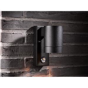 Billede 1 af Nordlux Tin Maxi Med Sensor Sort