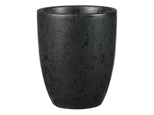 Unik Bitz Krus Ø 8 x 10 cm 30,0 cl Sort XO87