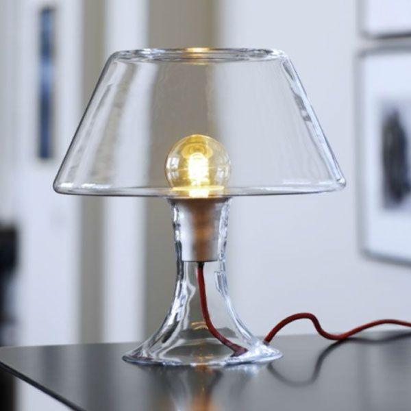 Kendte Holmegaard One Bordlampe Klar EP-78
