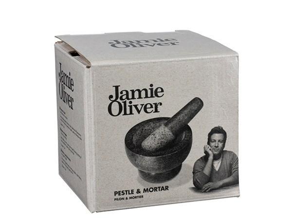 Jamie Oliver Morter Ø13 Cm Grå Granit