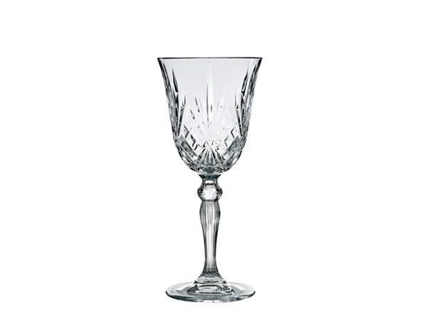 Lyngby Glas Melodia Krystal Rødvinsglas 4 stk