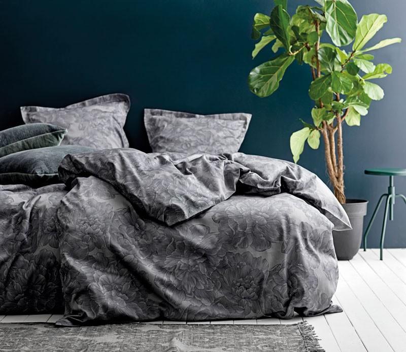 sødahl sengetøj 140x220 Södahl Modern Rose Sengetøj 140x220 Grå sødahl sengetøj 140x220